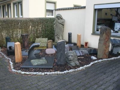 Filiale Soest Steinarbeiten